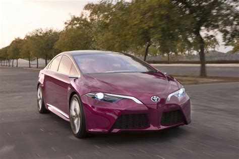 toyota ns plug  hybrid concept top speed