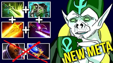 new meta build necrophos counter anti mage with scepter by draskyl epic gameplay dota 2 youtube