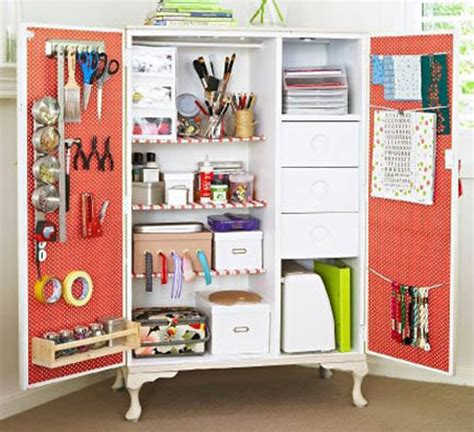 craft organizing ideas 8 clever craft storage ideas the decorating files