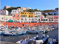 Ponza rentals for your vacations with IHA direct
