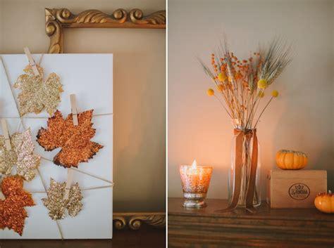 Herbstdeko Fenster Diy by Diy Fall Decor Watson