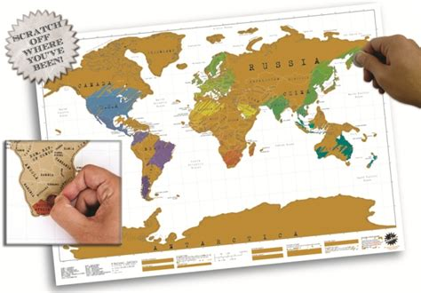 Carte Monde Gratter by Scratch Map My Scratch World Map My Scratch Map