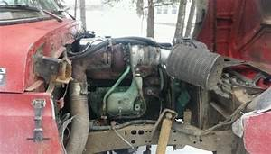 78 Ford F250 4x4 453t Detroit Diesel Twin Sticks With Jake