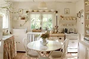 Küche Shabby Chic : der shabby chic stil kann einem den atem rauben ~ Michelbontemps.com Haus und Dekorationen