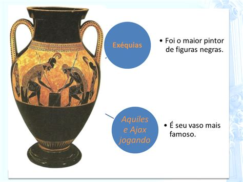 Arte grega - Lição Prática