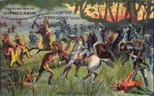 William Harrison Battle of Tippecanoe