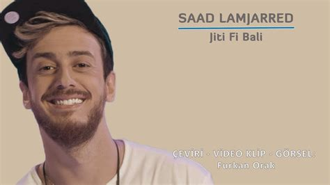 Song Lyric Jiti Fe Bali Saad Lamjarred Soundcloud