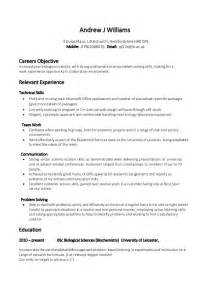 Great Resume Template by Exles Of A Resume Template Resume Builder