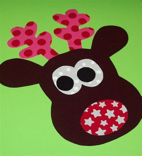applique patterns fabric applique template pattern only zainey reindeer
