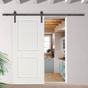 30 inch barn door wayfair With 30 inch sliding barn door