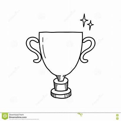Trophy Doodle Winner