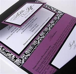 wedding invitation wording wedding invitation wording With landscape pocket wedding invitations