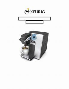 Keurig B150 Series Installation Manual