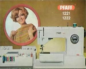 Pfaff Sewing Machine Instructions Page 2