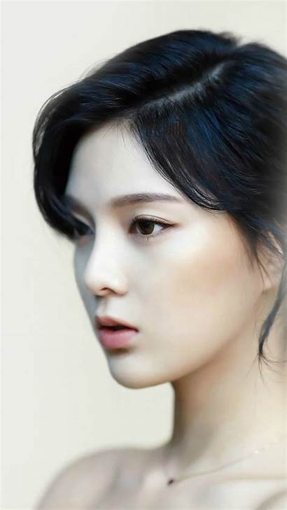 Face Beauty Woman Iphone Kpop Wallpapers Android