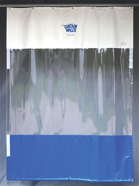 vinyl curtain walls plastic curtain wall goffs