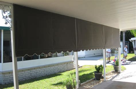 Roll Curtain And Fabric Panel Gallery