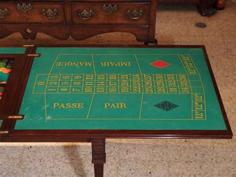 roulette table for sale antique english double sided roulette table circa 1880