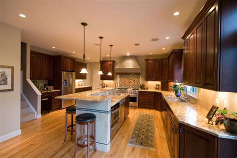 large kitchen remodeling  design ideas