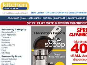 Kitchen Collection Coupons, Coupon Codes And Deals