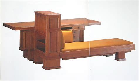 woodwork frank lloyd wright furniture plans pdf plans