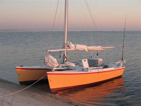 Catamaran Hull Design by Dory Catamaran Hull Boat Design Forums Boats