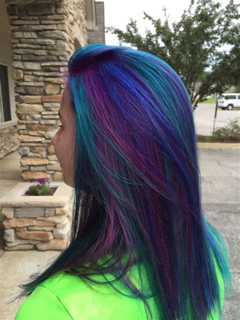 Best 25 Peacock Hair Ideas On Pinterest Peacock Hair