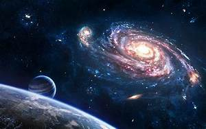 Planets And Galaxy Wallpapers - 1280x800 - 467854
