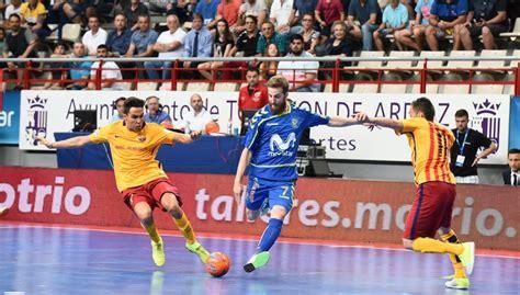 FC Barcelona Lassa - Movistar Inter Final Partido 3 - Видео онлайн