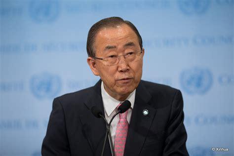 secretaire general de l onu 28 images pour l onu l islamophobie attise le terrorisme valeurs actuelles l onu d 233 nonce le manque d acc 232