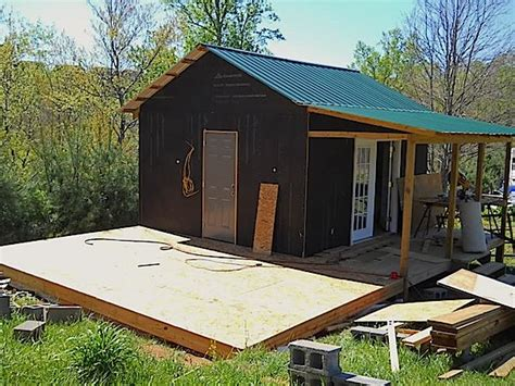 How To Build A Mortgagefree Small House For $5,900 Eco