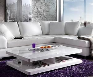 Tischplatte 120x80 Weiß : couchtisch pocket 120x80 cm weiss hochglanz 4 f cher m bel tische couchtische tr ume in ~ Markanthonyermac.com Haus und Dekorationen