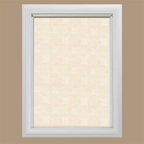 Home Depot Ceiling L Shades by Bali Cut To Size Vanilla Swirl Cordless Decorative Room