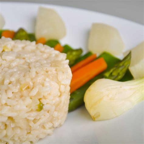 recette cuisine printemps risotto aux légumes de printemps une recette italien