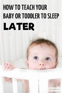 Kids Waking Too Early. How to Teach Your Baby or Toddler ...