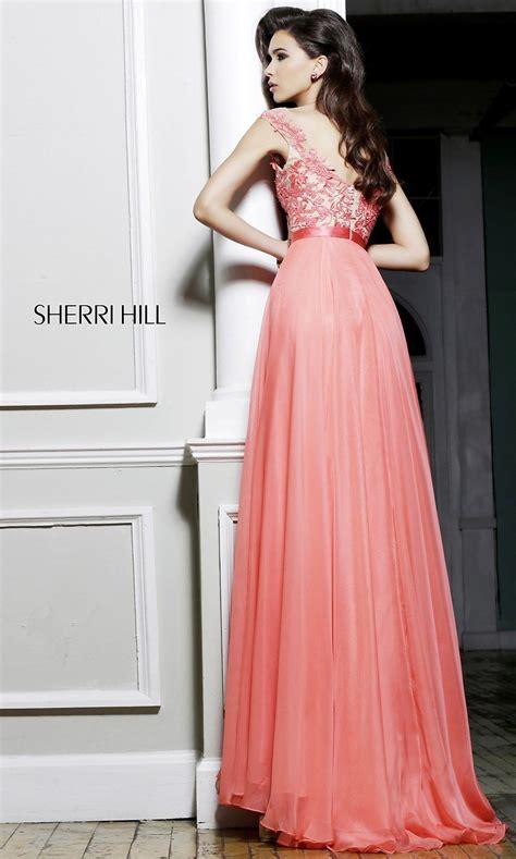 evening gown  prom sherri hill prom dress promgirl