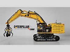 Lego Technic Remote Control Caterpillar 390F THE LEGO