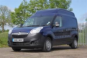 Vauxhall Combo Van Review  2012