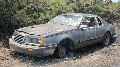 Abandoned Vehicles Litter Roadways  West Hawaii Today