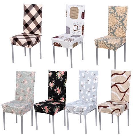 housse de chaise moderne removable chair cover stretch elastic slipcovers modern minimalist chair covers home style