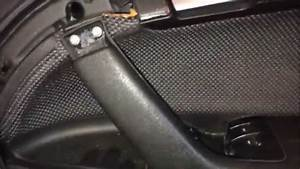 Audi A3 8p Armrest Rip Tear Repair