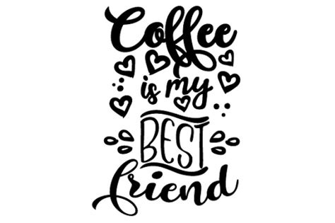 Perfect gift for friends before work svg, after work svg, coffee mug svg, wine glass svg, coworker gift set svg, cut. Coffee is my best friend SVG Cut Files