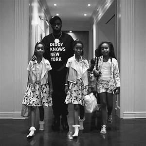 Black Celebrity Kids : P. Diddy's Daughters Star in Sean ...