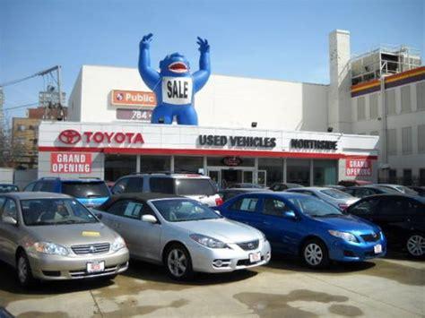 toyota dealership deals chicago northside toyota car dealership in chicago il