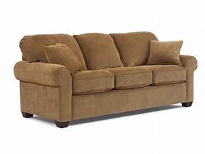 flexsteel living room queen sleeper sofa 5535 44 fiore With flexsteel sectional sofa sleeper