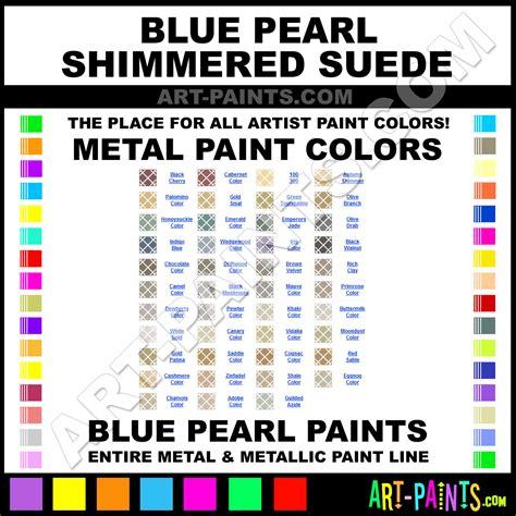 suede paint colors