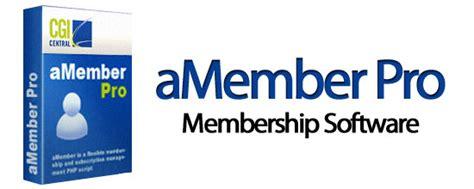 Amember Pro Flexible, User-friendly Membership Software