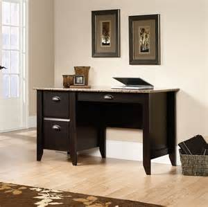 sauder samber desk 29 1 2 quot h x 53 1 8 quot w x 23 1 2 quot d