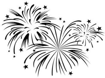 firework clipart black and white darice embossing folder fireworks 1217 60 123stitch