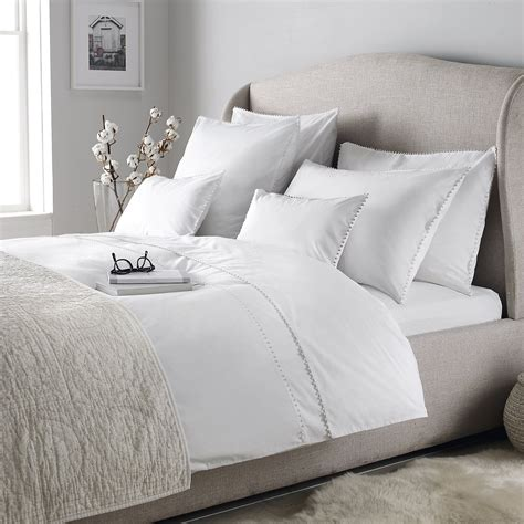 Avignon Bed Linen Collection  The White Company Bedroom